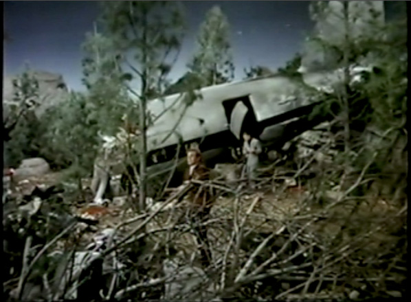 SEVEN IN DARKNESS (TV), 1969 DVD: modcinema*