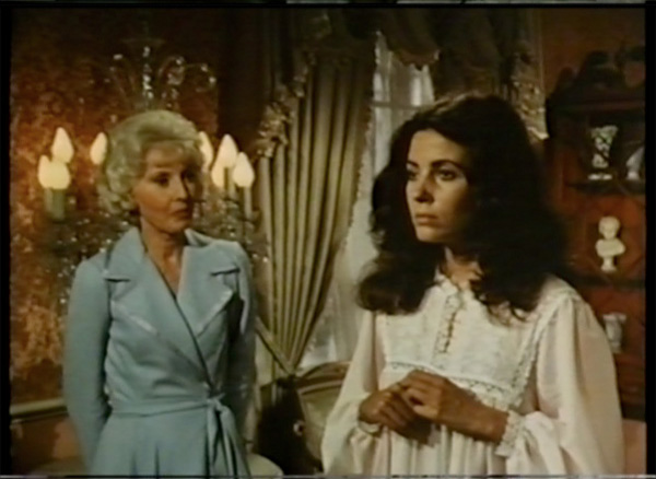A Taste Of Evil with Barbara Stanwyck and Barbara Parkins