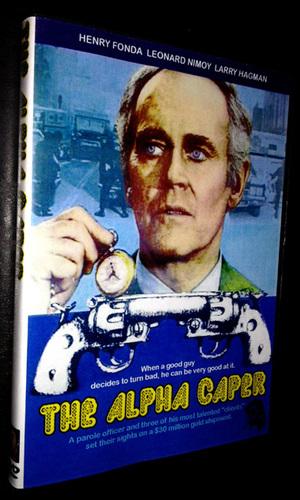 Alpha Caper The Tv 1973 Dvd Modcinema